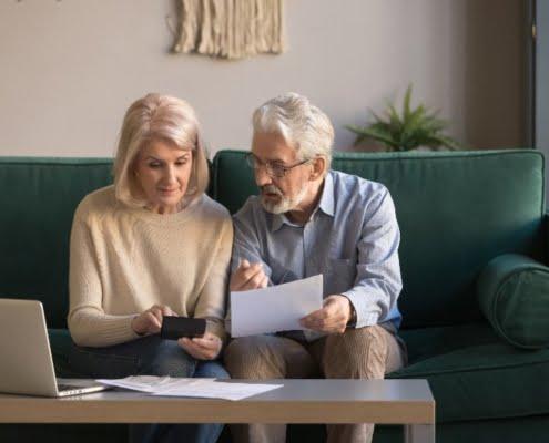 Netto inkomen bij pensionering