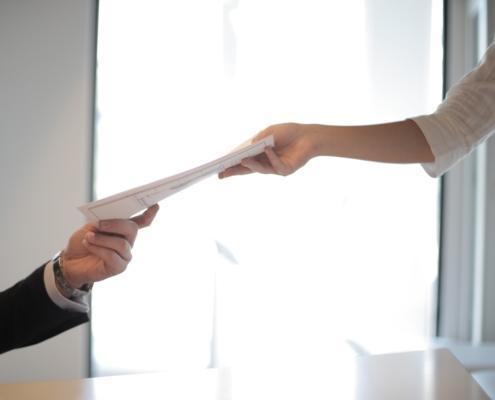 Communicatie over de WIA verzekering